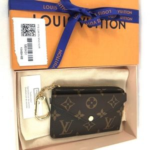 NEW🌟CARD HOLDER🌟KEY CLESS LOUIS VUITTON